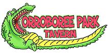 Corroboree Park Tavern Logo